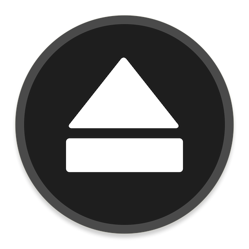 Undock Icon Button Ui