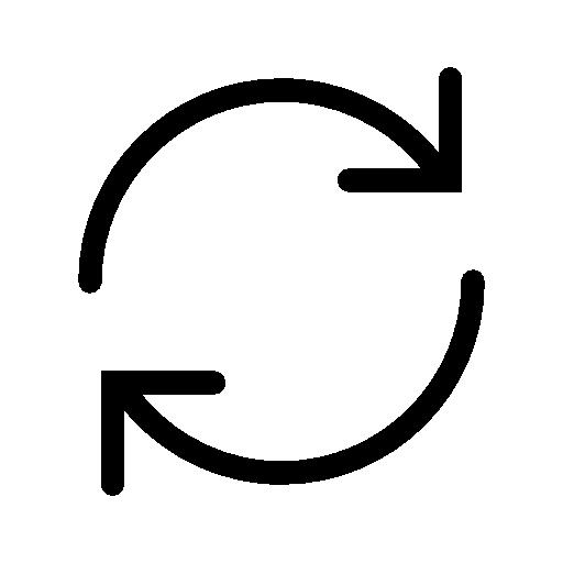 Very Basic Update Icon Ios Iconset