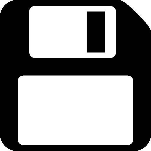 Programming Save Icon Windows Iconset