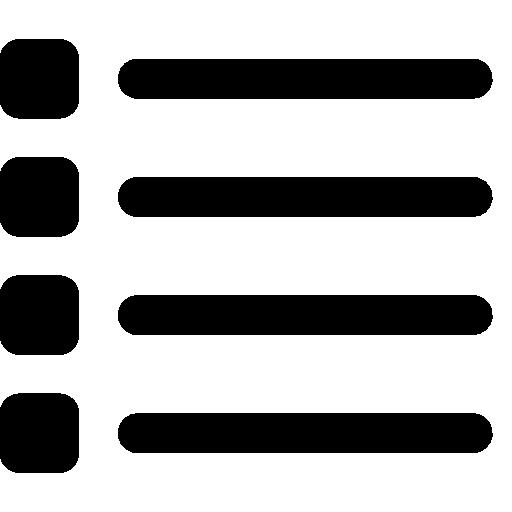 Data List Icon Windows Iconset
