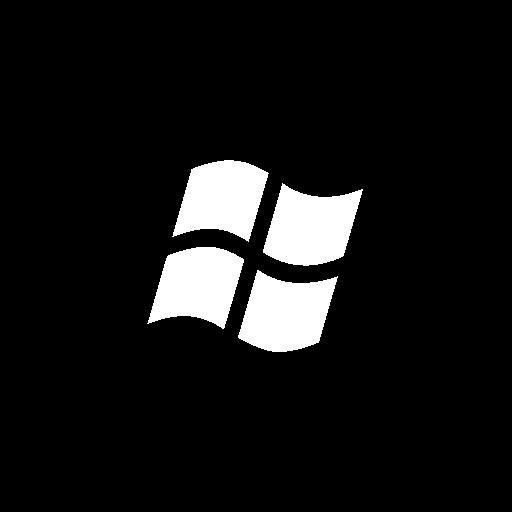 Black, Stackoverflow Icon