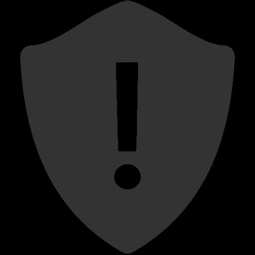 Warning Shield, Advertenci Icon Free Of Windows Icon