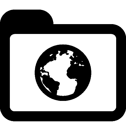Folders Internet Folder Icon Windows Iconset