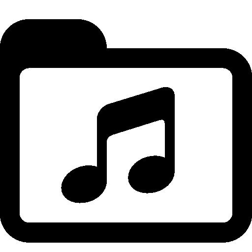 Folders Music Folder Icon Windows Iconset
