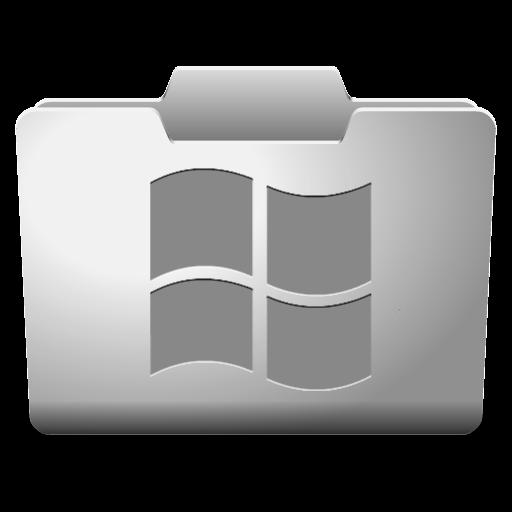 White Windows Icon