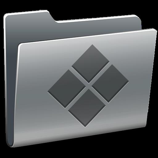 Windows, Folder Icon Free Of Hyperion Icons