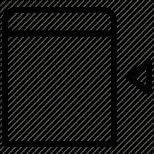 Alignment, Left Docking, Windows Icon