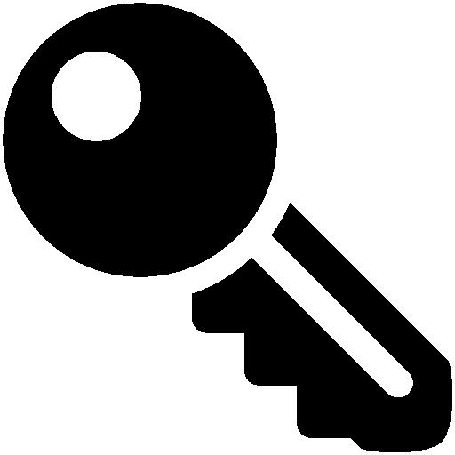 Security Key Security Icon Windows Iconset