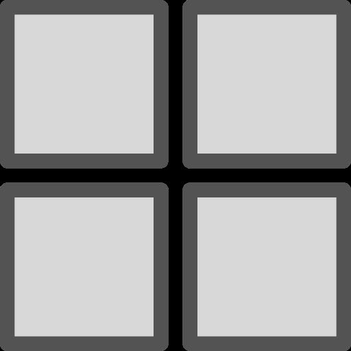 Social, Brand, Network, Windows, Logo Icon