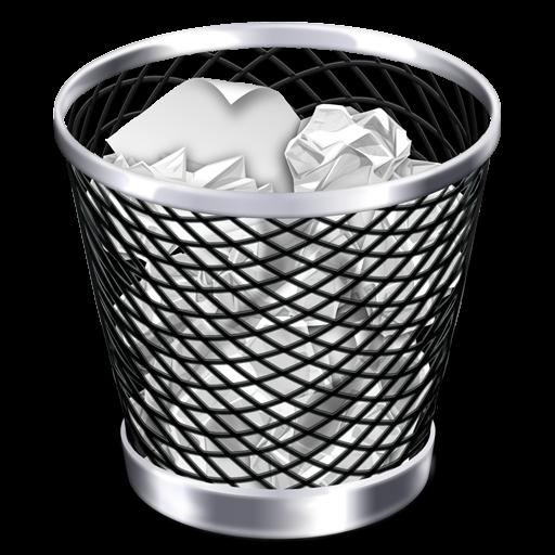 Change Mac Trash Icon Images