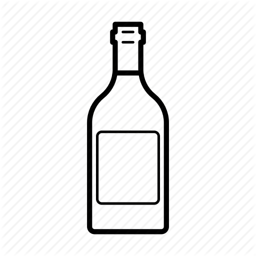 Bottle, Wine, Wine Bottle Icon