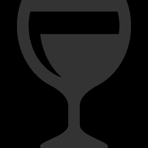 Wine, Glass Icon
