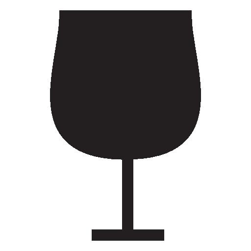 Wine Glass Symbol Icon Free Icons Download