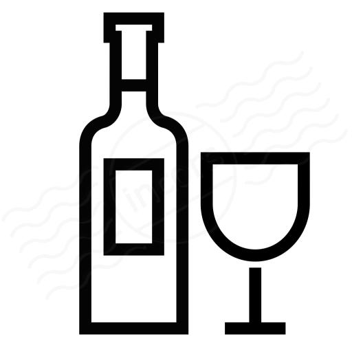 Iconexperience I Collection Wine Icon