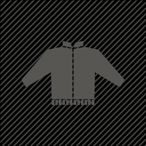 Cardigan, Clothes, Clothing, Coat, Jacket, Winter Coat Icon