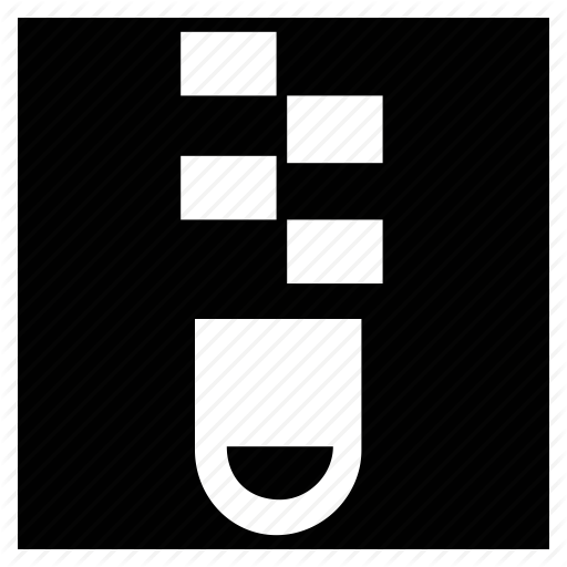 Folder, Winzip, Zip, Zip Extension, Zipped File, Zipped Folder Icon