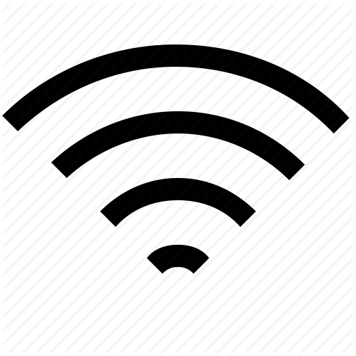 Connection, Network, Signal, Waves, Web, Wifi, Wireless Icon