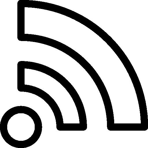Wireless Internet Connection Symbol