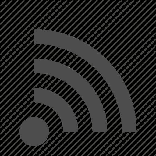 Hotspot, Wifi, Wireless Icon