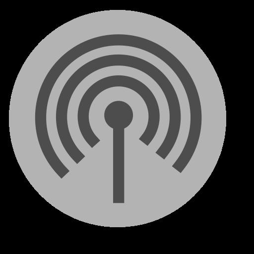 Nm, Device, Wireless Icon Free Of Super Flat Remix