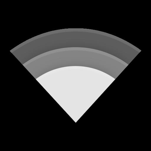 Notification Network Wireless Icon Papirus Status Iconset