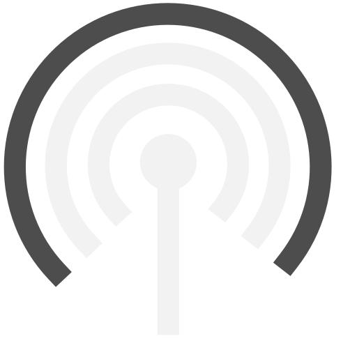 Network, Wireless, Connected, Wifi Icon Free Of Super Flat Remix