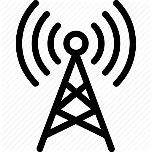 Signals, Wifi Antenna, Wifi Tower, Wireless, Wireless Network Icon