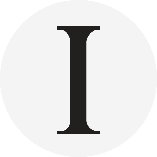 Instapaper Icon Basic Round Social Iconset S Icons