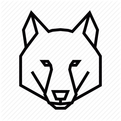 Animal, Dog, Face, Head, Wolf Icon