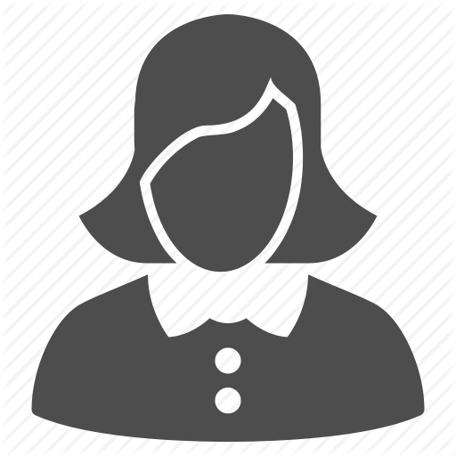 Business Lady, Client, Female, Girl, Lady, Woman Profile, Women Icon