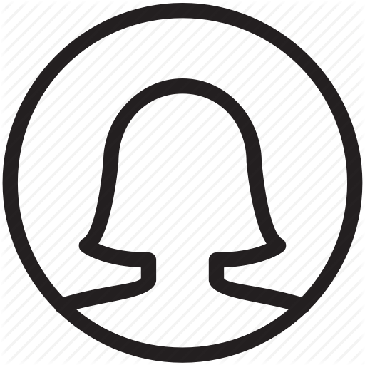 Female User Icon Free Icons