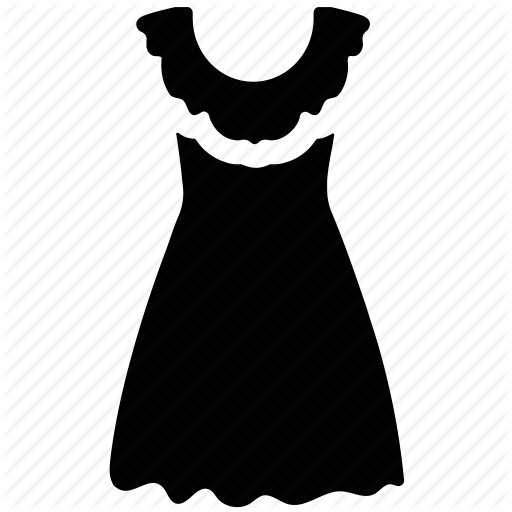 Clothing, Frock, Ladies Clothing, Party Frock, Women's Dress Icon
