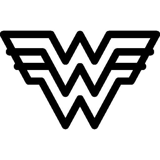 Wonder Woman Icons Free Download