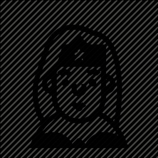 Avatar, Profile, User, Wonderwoman Icon