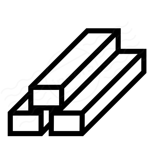 Iconexperience I Collection Planks Icon