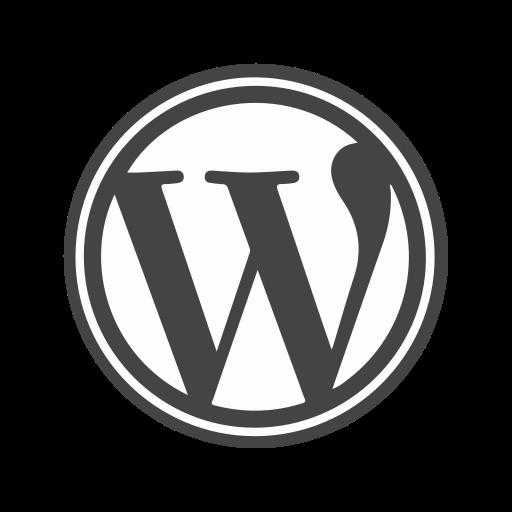 Blog, Homepage, Internet, Page, Web, Website, Wordpress Icon