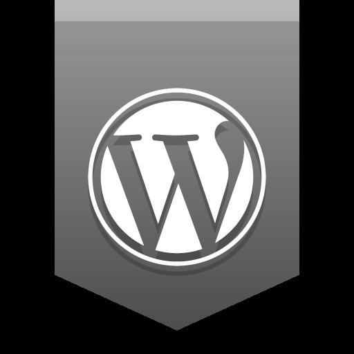 Wordpress Icon Social Media Buntings Iconset Social Media Icons