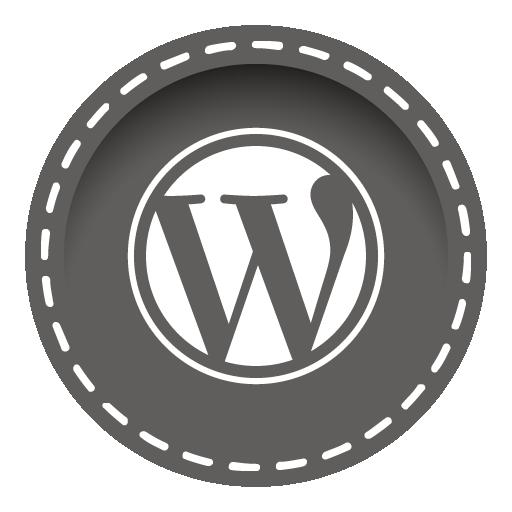 Wordpress Icon Iconshow