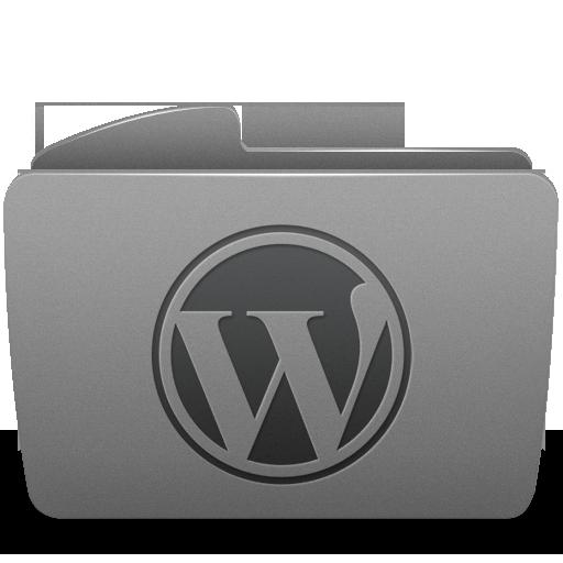 Folder Wordpress Icon