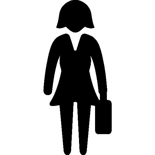 Woman Searching Job