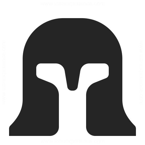 Helmet Icon Iconexperience