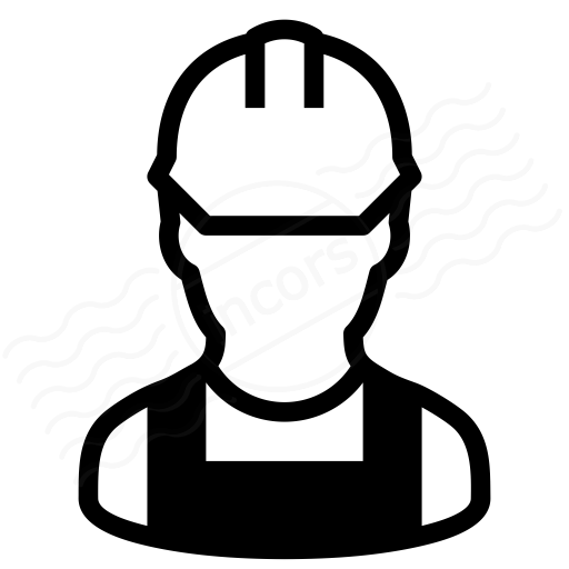 Iconexperience I Collection Worker Icon