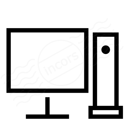 Iconexperience I Collection Workstation Icon