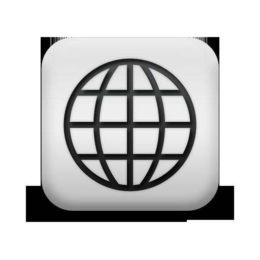 Worldwide Web Globe Icons