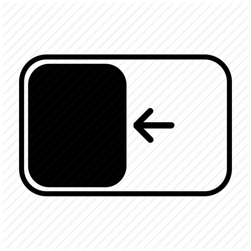 Half, Left, Location, Position, Snap, Split Screen, Window Icon