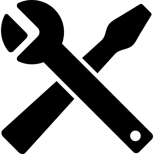 Wrench And Screwdriver Cross