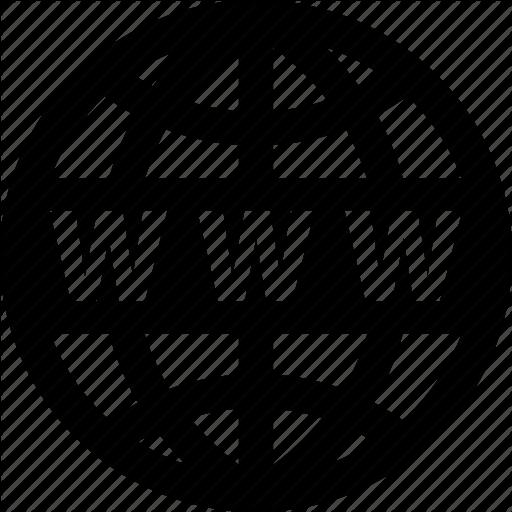Internet, Network, Web, Wide, World, Icon