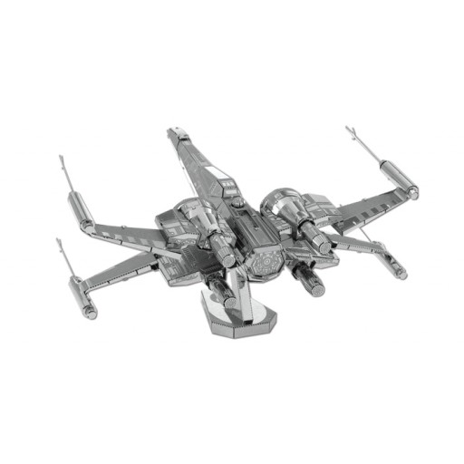 Poe's X Wing Fighter Model Kit Diecast X Wing Fighter
