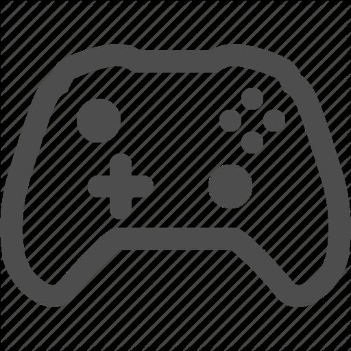 Controller, Gaming, Videogames, Xbox, Xbox One Icon