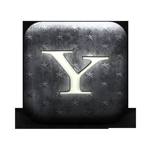 Yahoo Logo Square Webtreatsetc Icons, Free Icons In Whitewashed